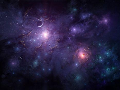 Фото бесплатно Galactica, Sozvezdie, Zvezda