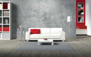 Фото бесплатно комната, мебель, диван