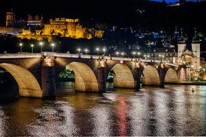 Photo free Heidelberg Castle, Neckar, Baden-Wurttemberg