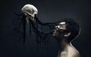 Photo free dark, horror, psychedelic