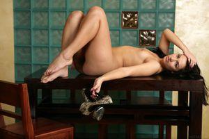 Бесплатные фото Angelique A,Melony,эротика,голая девушка,обнаженная девушка,позы,поза