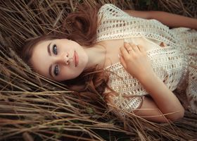 Фото бесплатно Ирина Забродина, сексуальная девушка, красота