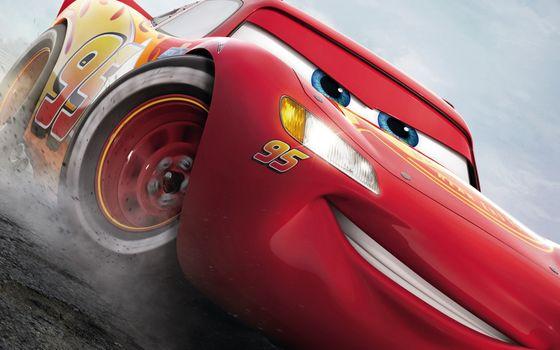 Photo free Cars 3, Lightning McQueen, cartoons