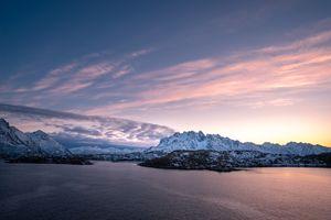 Заставки горы, море, природа