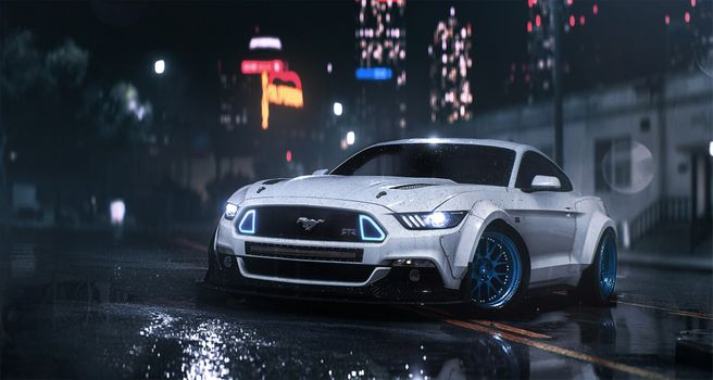 Photo free Need For Speed, Mustang, Cars