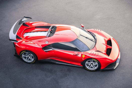 Фото бесплатно Ferrari P80 C, автомобили, Ferrari