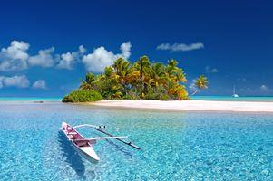 Бесплатные фото полинезия,французская полинезия,таити,южное море,остров,рай,сон