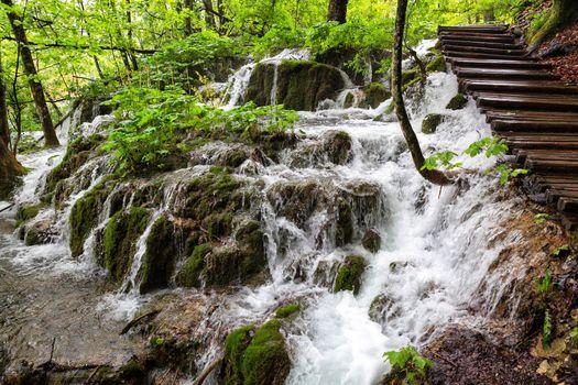 Старинный парк в Хорватии · бесплатное фото