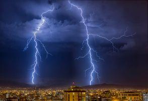 Фото бесплатно Municipio Cochabamba, Bolivia, ночь