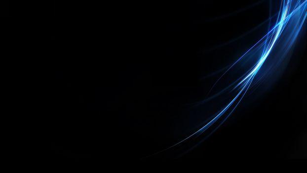 Заставки минималистичный, синий, абстрактный
