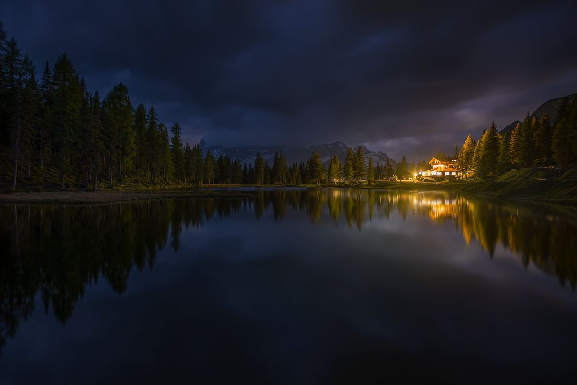 Antorno Lake озеро в Италии · бесплатное фото