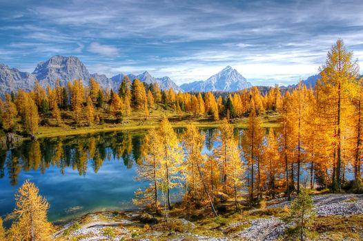 Красивая природа Италии · бесплатное фото