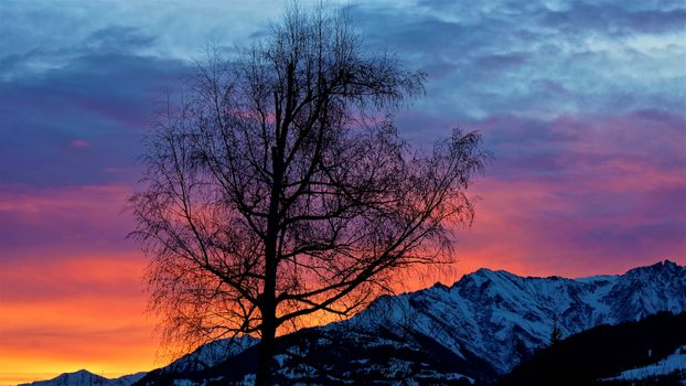 Фото бесплатно природа, восход, утро