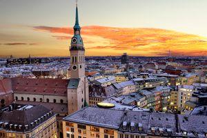 Фото бесплатно ADV, город, Мюнхен