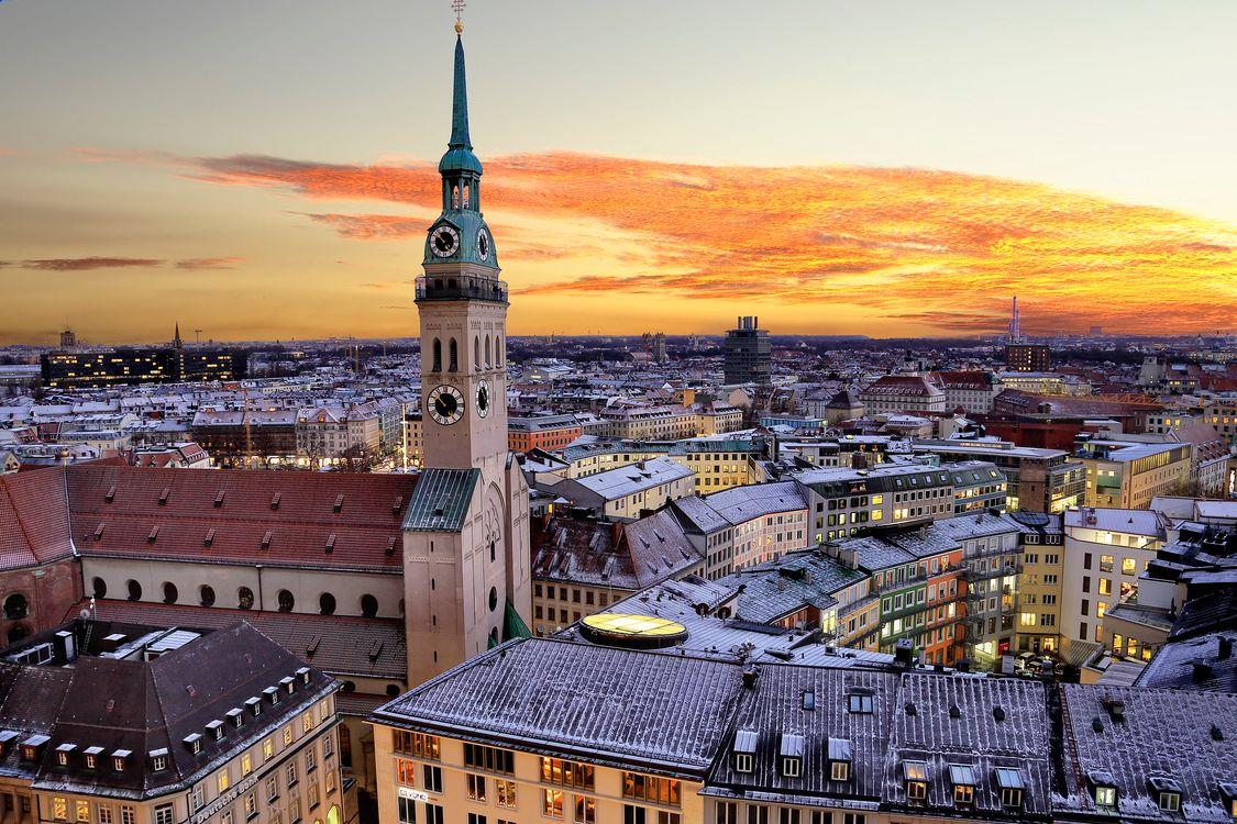Фото бесплатно ADV, город, Мюнхен - на рабочий стол