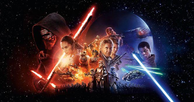 Photo free Star wars: the force awakens 2015, movie, fantasy