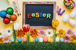 Free truly he is risen easter wallpaper best photo