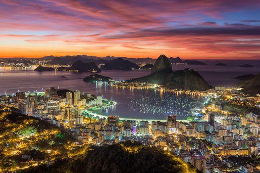 Фото бесплатно RIo de Janeiro, Рио-де-Жанейро, Бразилия
