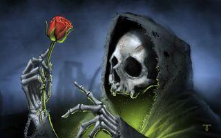 Фото бесплатно темная, смерть, готика