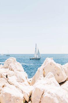 Фото бесплатно море, плавание, парус