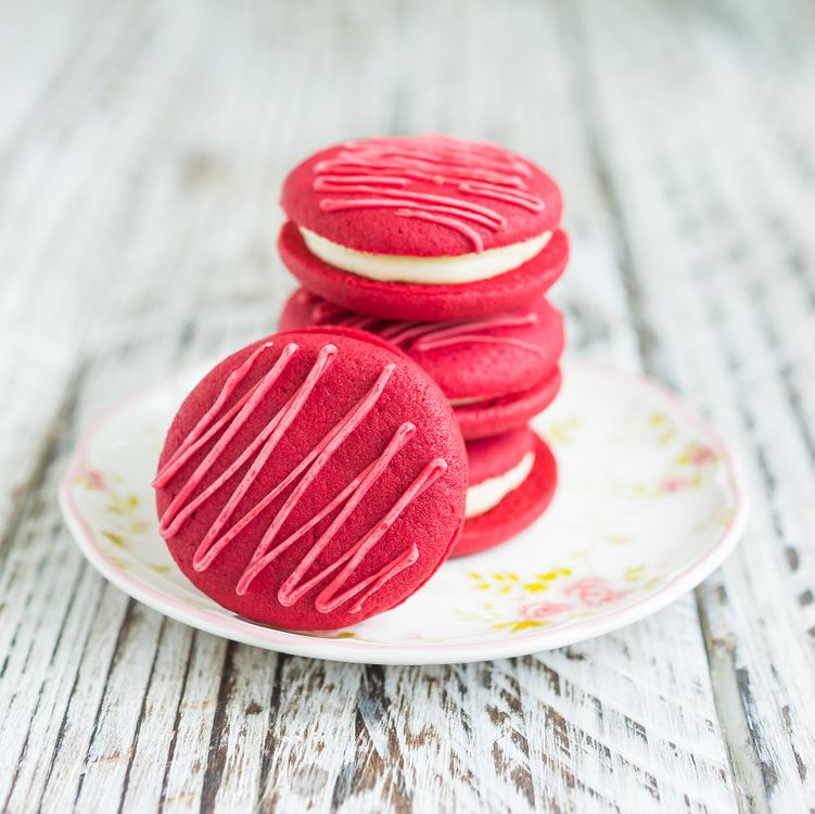 Free photo cookies, dessert, cream - to desktop