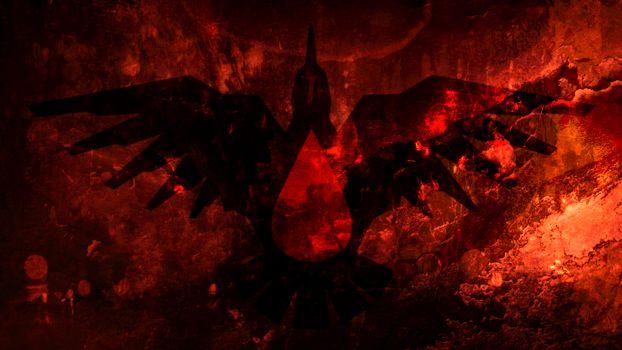 Обои Warhammer 40,000,кровавые вороны,Warhammer
