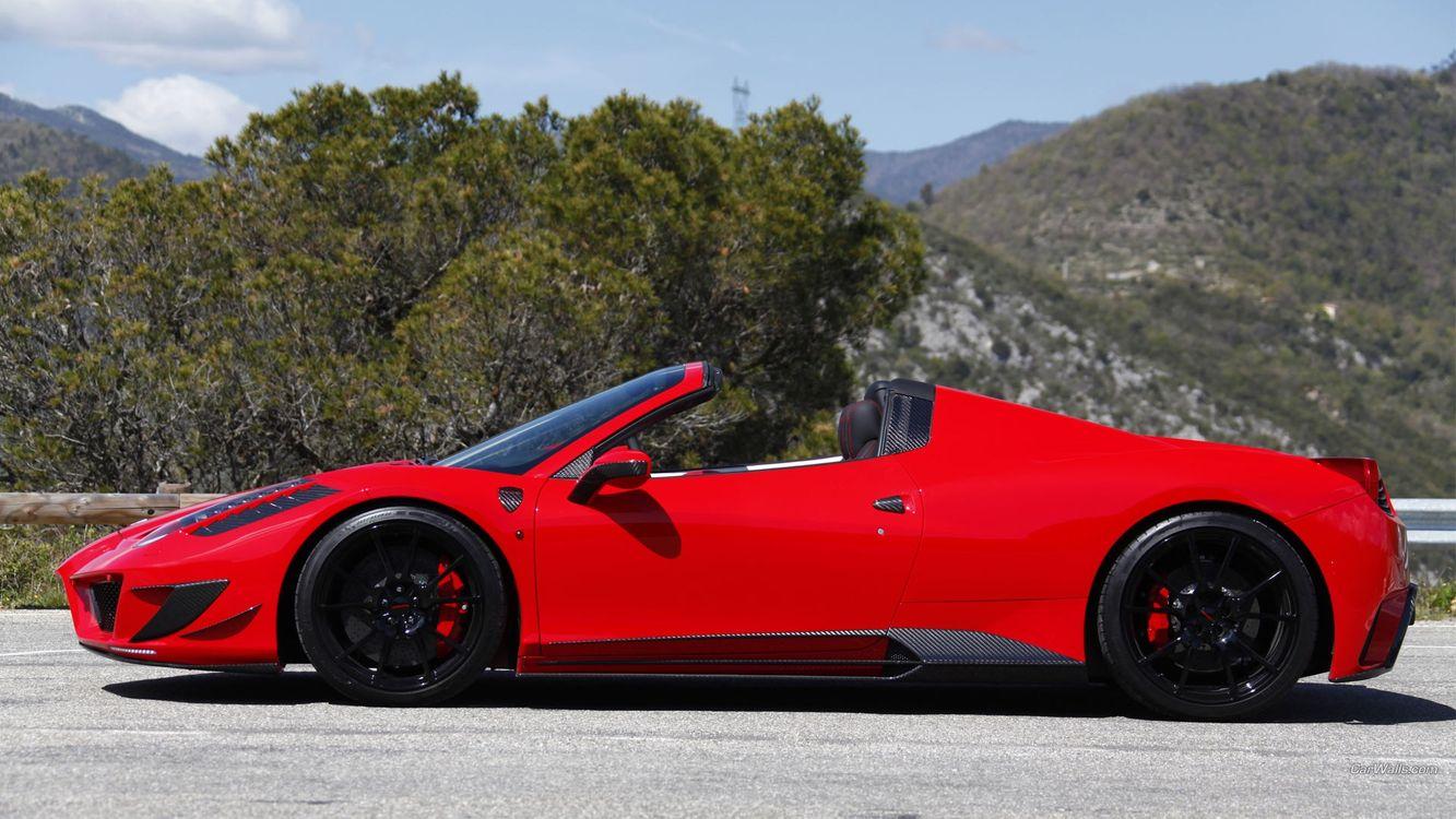 Фото бесплатно ferrari 458, суперкары, феррари, красные автомобили, автомобиль, машины