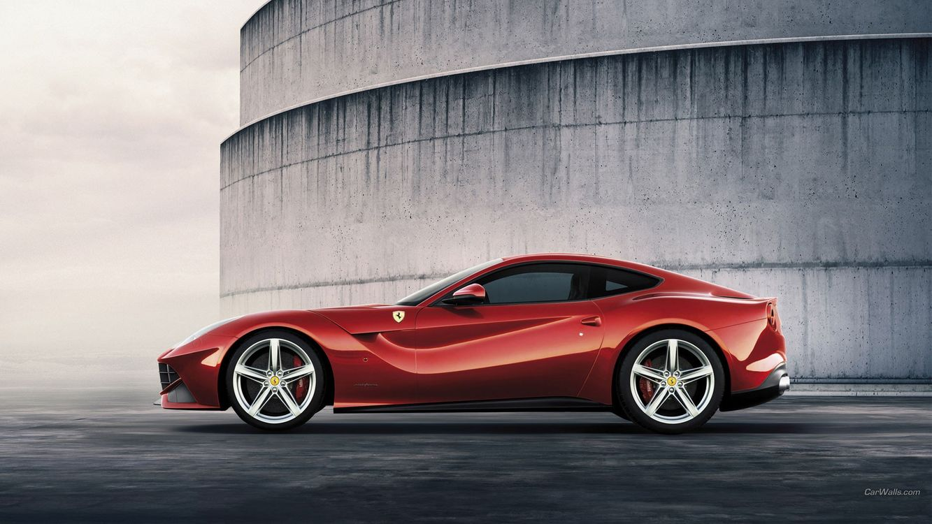 Photos for free ferrari f12, red cars, ferrari - to the desktop