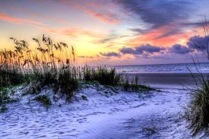 Фото бесплатно Hilton Head Island, South Carolina, остров