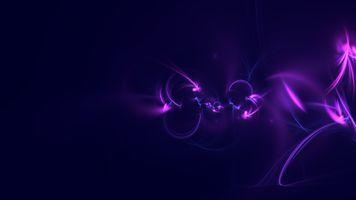 Бесплатные фото цифровое искусство,аннотация,3D Аннотация,фиолетовый фон