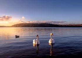 Фото бесплатно закат, стокгольм, швеция