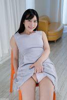 Бесплатные фото Rinne Mitsuoka,Трусики,сдвинула,японка
