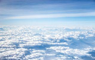 Заставки за облака, небо, горизонт