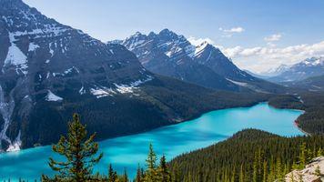 Фото бесплатно небо, Canada, природа