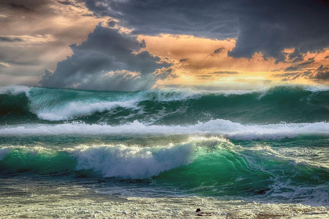 Фото бесплатно волны, море, жилка - на рабочий стол