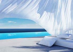 Фото бесплатно кровать, дизайн, ткань