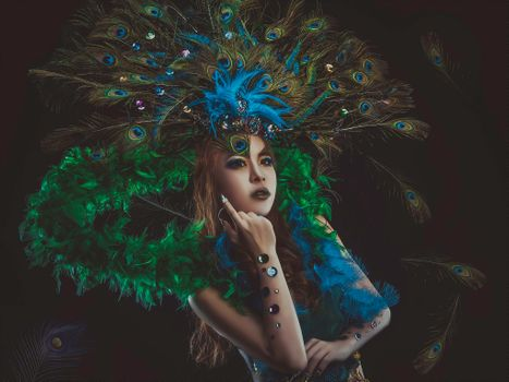 Фото бесплатно красота, азиатка, модель