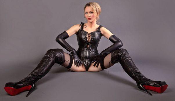 Фото бесплатно Lady Lilliana, блондинка, немецкий