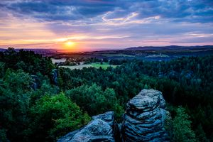 Photo free Lichtenstein, Germany, Saxon Switzerland