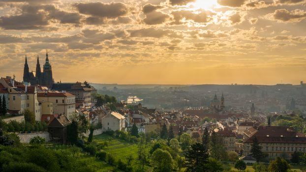 Фото бесплатно Прага, летний день, Чехия