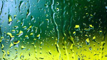 Фото бесплатно капли, стекло, дождь