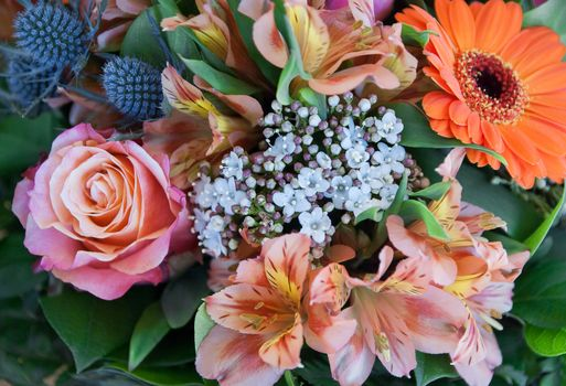 Photo free Beautiful bouquet, original, colorful