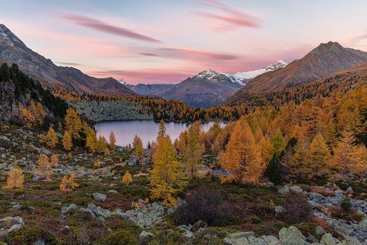 Фото бесплатно Лаг да Валь Виола, Швейцария, Граубюнден
