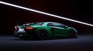 Фото бесплатно Lamborghini, Lamborghini Aventador, Автомобили