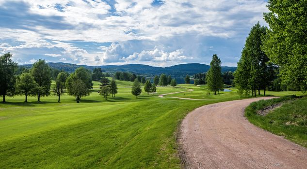 Photo free Golf Bogstad, Oslo, Norway