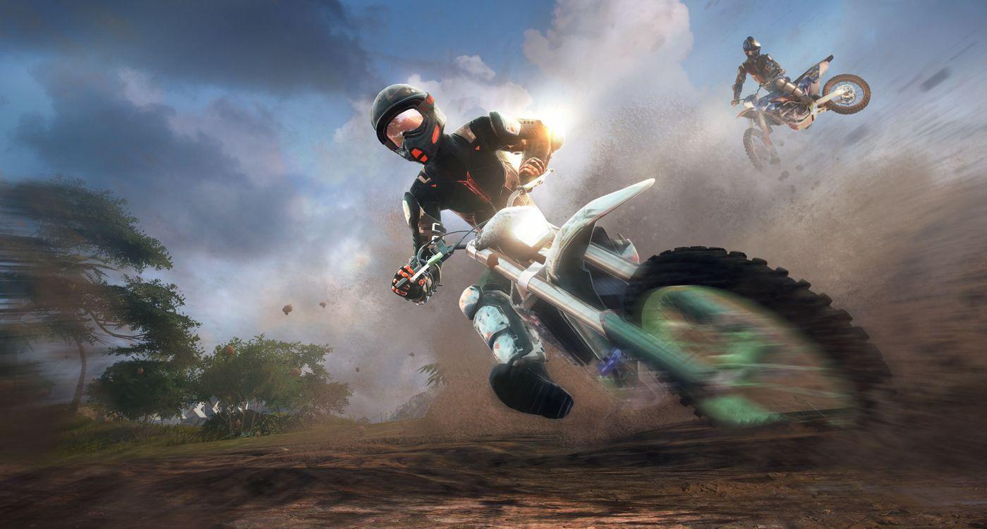 Фото бесплатно Мото Racer 4, игры, велосипеды - на рабочий стол