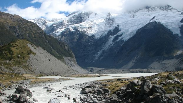 Фото бесплатно снег, река, пейзажи