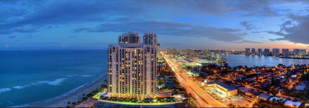 Фото бесплатно Sunny Isles Shores, Северный Майами-Бич, Флорида