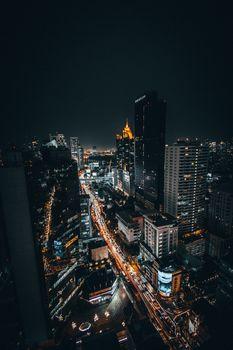 Фото бесплатно cityscape, bangkok, bkk
