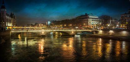 Фото бесплатно Париж, Франция, город